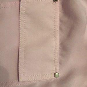 White House Black Market Tops - WHBM silk blouse